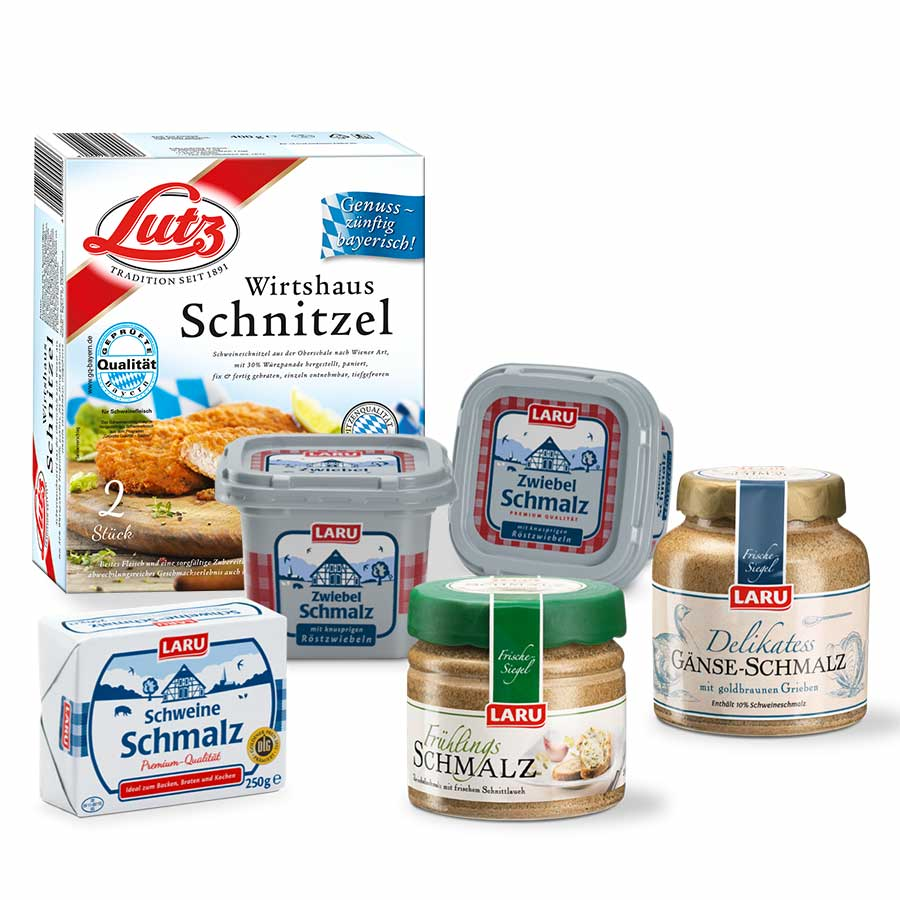 Packungsgestaltung: Lutz / Laru